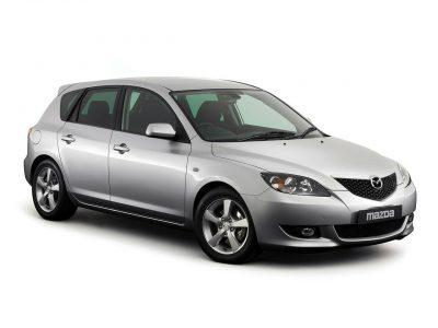 Mazda 3 window regulator