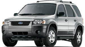 Ford Escape Starter Motor