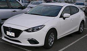 Mazda 3 2013 - 2018 SkyActiv