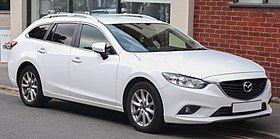 Mazda 5 GL GJ1 SkyActive 2012 - 2020