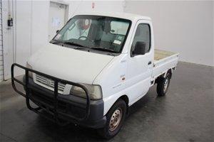 Suzuki Carry Van Alternator