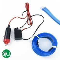 car interior wire lights